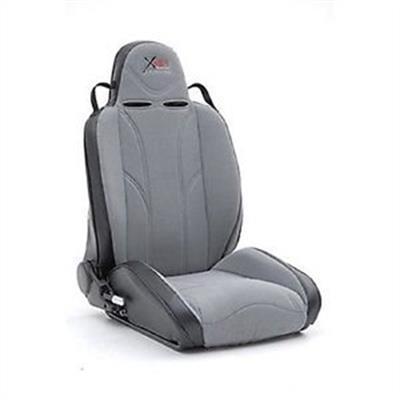 Xrc Seat Cvr Gray Pass
